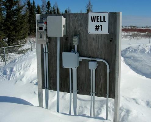 Municipal well