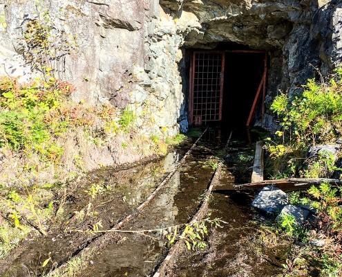 Mining hazard
